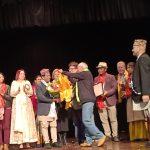 साहित्यकार भीमसेन सापकोटा (आचार्य राजन शर्मा ) 'भानु अवार्ड २०१९' बाट सम्मानित