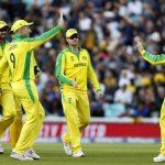 आईसीसी विश्वकप : अष्ट्रेलियाको चौथो जित,श्रीलंकालाई हरायो