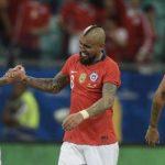 चिली कोपा अमेरिका फुटबल प्रतियोगिताको सेमिफाइनलमा
