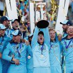 बाउण्ड्रीका आधारमा विश्वकप क्रिकेटको उपाधि इङल्यान्डलाई