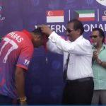 आयोजकको गल्तीले नेपालको उपविजेता पदक खोसियो !