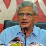 भारतीय कम्युनिष्ट पार्टीका महासचिव यचुरी पक्राउ