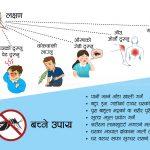 डेंगु संक्रमणमा भेटियो अनौठो तथ्य,र डेंगु स्क्रब टाइफसको लक्षण उस्तै,यस्तो छ डाक्टरको सल्लाह