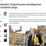 अस्ट्रेलियाली शिक्षाविज्ञको सरकारलाई सुझाव–'गरिब' नेपालीलाई प्रवेशमा कडाई गर !