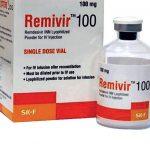कोरोना संक्रमितको उपचारको लागि बजारमा आउँदै गरेको औषधी 'रेमडिसिभिर' को मुल्य सार्वजनिक