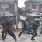 सिमा सुरक्षार्थ खटिएका प्रहरीमाथि आइलाग्ने एक भारतीयको गोली लागेर मृत्यु, दुई घाइते