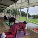 नेपालीहरुको अग्रसरतामा अस्ट्रेलियामा यसरी जम्यो विश्व योग दिवस (फोटोफिचर)