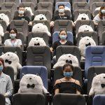 कोरोना त्रासकै बीच चीनमा खुल्न थाले फिल्म हल