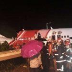 भारतमा विमान दुर्घटना, दुई पाइलटसहित १७ को मृत्यु