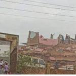 भारतमा पाँच तले भवन भत्किँदा झण्डै ९० जना पुरिए, उद्धारको कार्य जारी