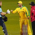 इङ्ल्याण्डविरुद्धको पहिलो एक दिवसीय क्रिकेटमा अष्ट्रेलिया विजयी